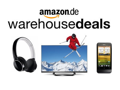 Amazon de warehousedeals